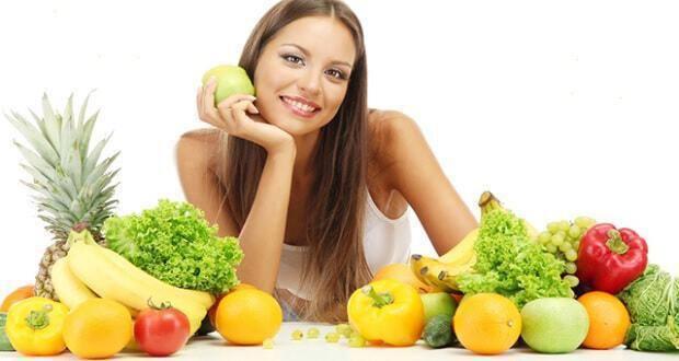 ισορροπημένη δίαιτα