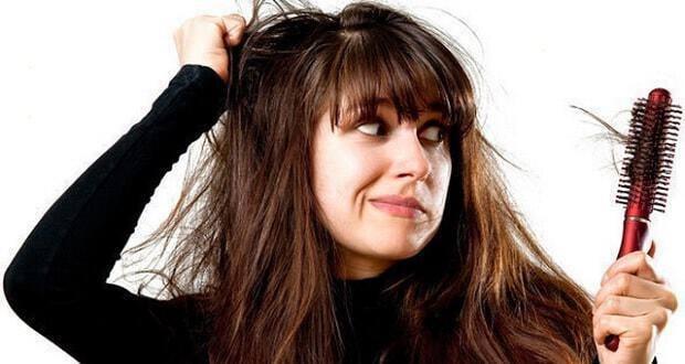 μαλλιά που πέφτουν