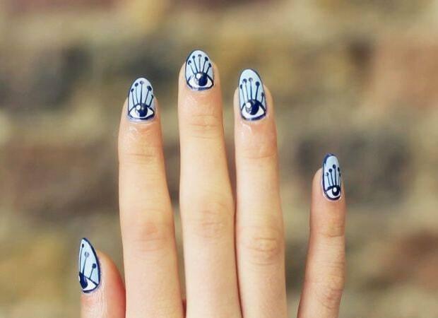 όμορφα νύχια για καλοκαίρι
