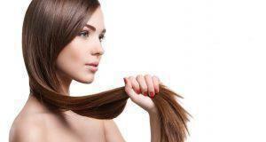 φροντίδα για ίσια μαλλιά