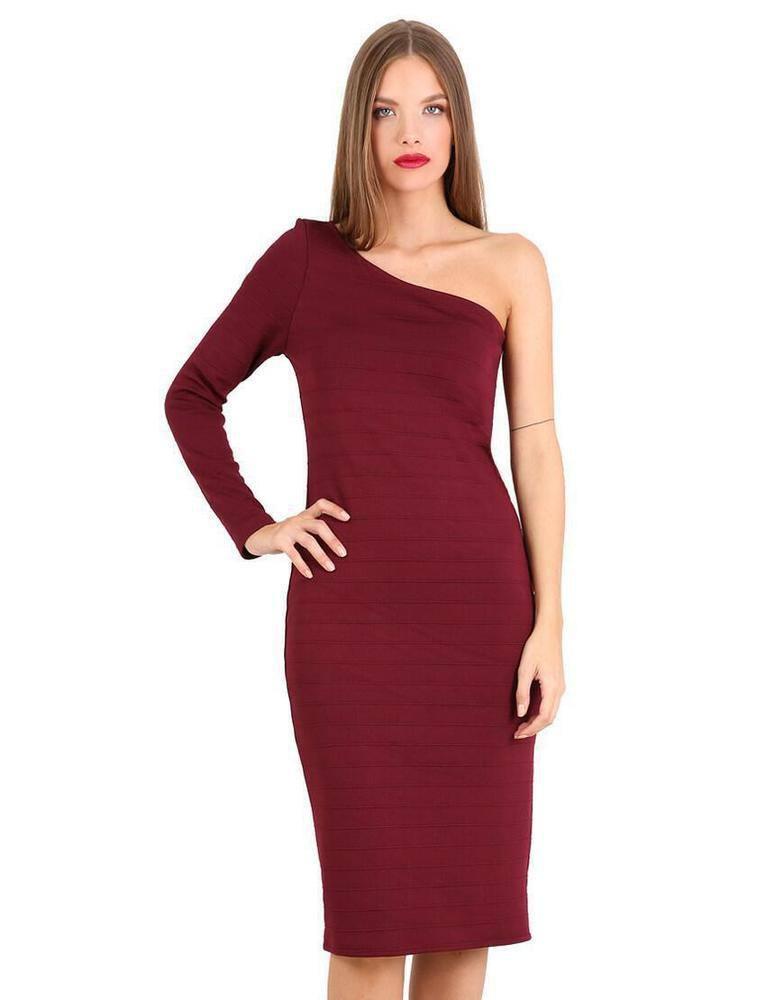 3)One-shoulder ρούχα