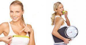 δίαιτα χωρίς να χάσεις στήθος