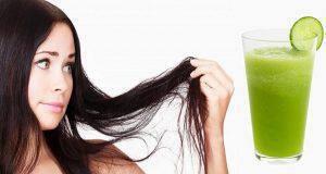 smoothies για τα μαλλιά