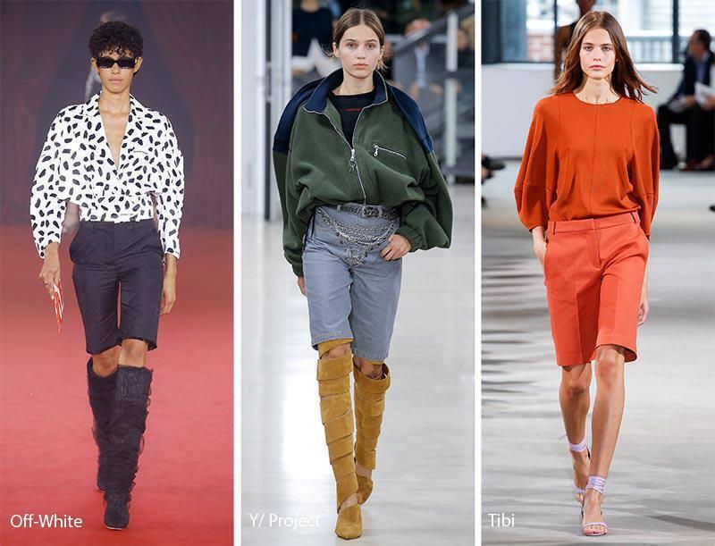 ρούχα Άνοιξη – Καλοκαίρι 2018