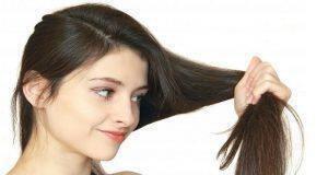 σπιτικό σπρέι μαλλιών