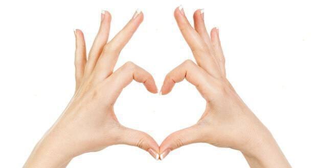 γήρανση χεριών