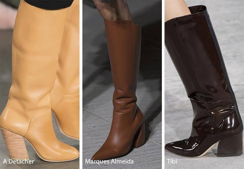 0991d62d67 Παπούτσια Φθινόπωρο – Χειμώνας 2019 – Τάσεις της μόδας - Δυναμική ...