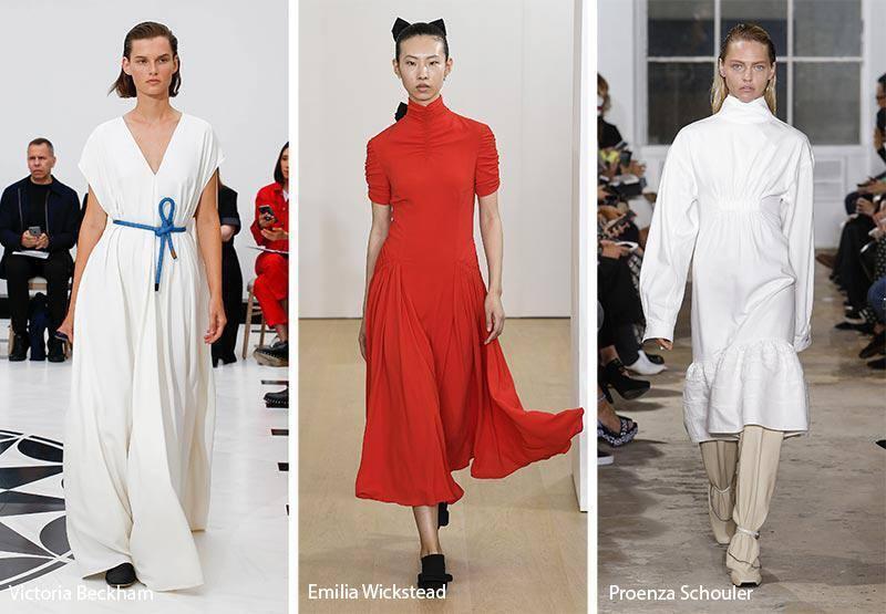 Ρούχα Άνοιξη – Καλοκαίρι 2019 – Τάσεις της μόδας - Δυναμική Γυναίκα 3c286f0c3a1