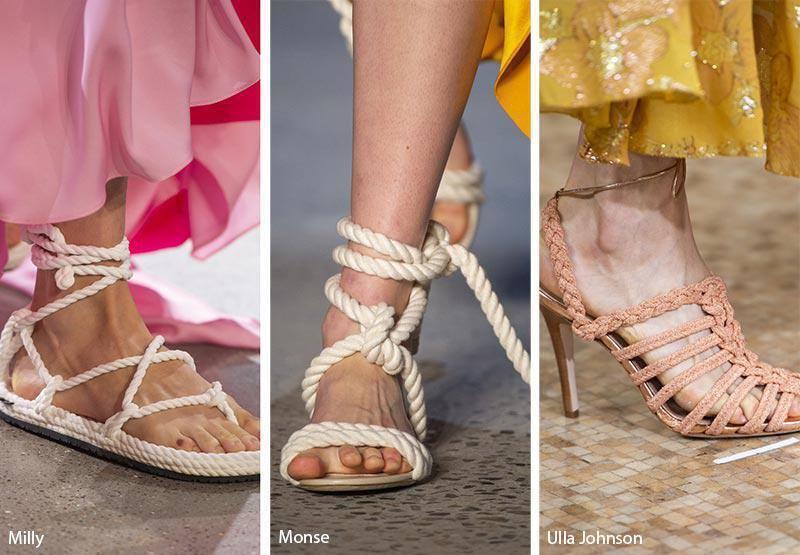 Παπούτσια Άνοιξη – Καλοκαίρι 2019 – Τάσεις της μόδας - Δυναμική Γυναίκα 6f7927438f0