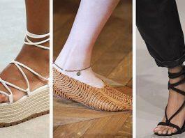 e7f9179fbb5 Παπούτσια Άνοιξη – Καλοκαίρι 2019 – Τάσεις της μόδας