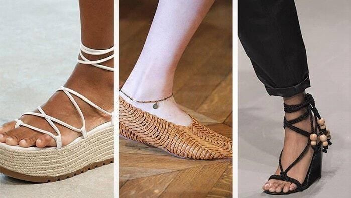 62bade96f4 Παπούτσια Άνοιξη – Καλοκαίρι 2019 – Τάσεις της μόδας - Δυναμική Γυναίκα