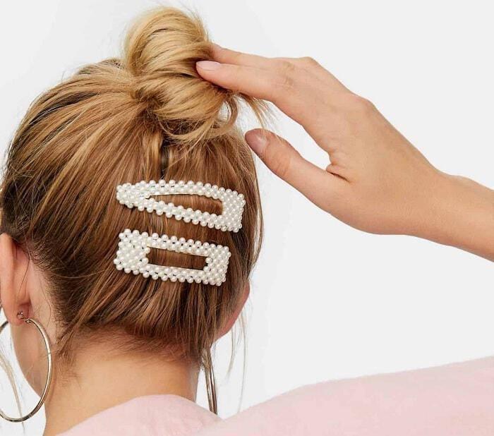 κλιπ μαλλιών